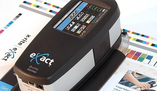 X-Rite eXact Standard + Scan (bez Bluetooth)
