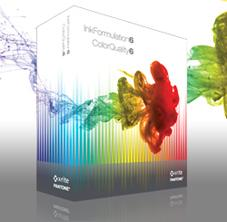 X-Rite InkFormulation 6 Manufacturer (incl. ColorQuality 6 Pro)
