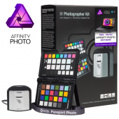 X-Rite i1 Photographer Kit s i1Display Pro + ColorChecker Passport